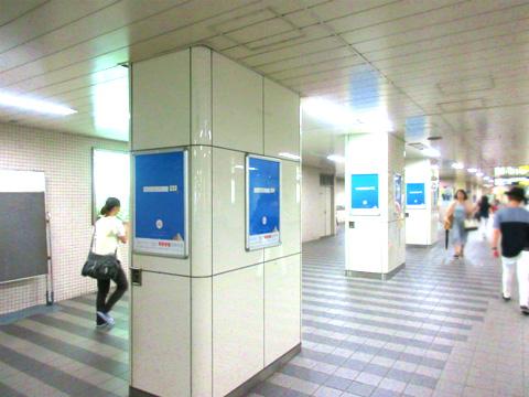 大阪地下鉄 駅貼ポスター 天満橋集中貼